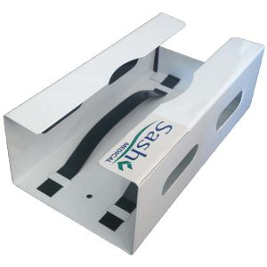 جعبه دستکش فلزی (دیسپنسر دستکش)