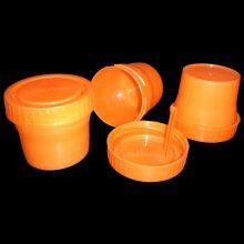 ظرف استول قاشقک دار نارنجی