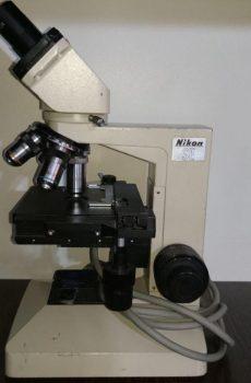 میکروسکوپ کارکرده نیکون مدل SE