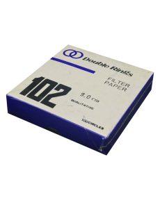 کاغذ صافی دابل رینگ قطر 9 سانت مدل 102