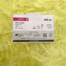 سر سمپلر زرد 200 لاندا استریل 1000 عددی پی سی آر AHN